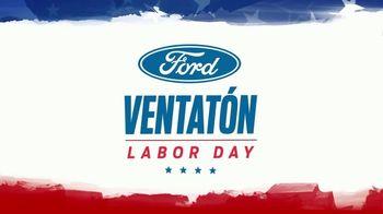 Ford Ventatón Labor Day TV Spot, 'Intercambio' [Spanish] [T2] - Thumbnail 1