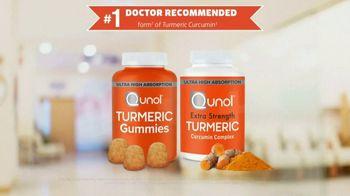 Qunol Turmeric TV Spot, 'Healthy Joints: Gummies' - Thumbnail 1