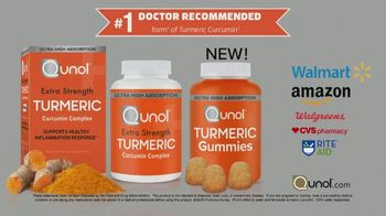 Qunol Turmeric TV Spot, 'Healthy Joints: Gummies' - Thumbnail 6