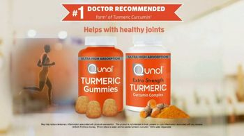 Qunol Turmeric TV Spot, 'Healthy Joints: Gummies' - Thumbnail 2