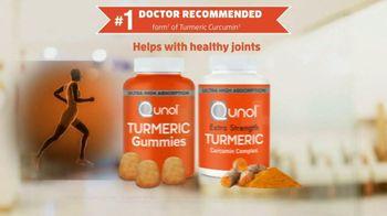 Qunol Turmeric TV Spot, 'Healthy Joints: Gummies' - Thumbnail 3