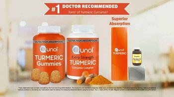 Qunol Turmeric TV Spot, 'Healthy Joints: Gummies' - Thumbnail 4
