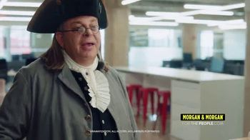 Morgan & Morgan Law Firm TV Spot, 'Famous: Benjamin Franklin'