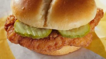 McDonald's Crispy Chicken Sandwich TV Spot, 'Preview' Song by Tay Keith