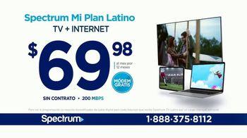 Spectrum Mi Plan Latino TV Spot, 'Tus shows favoritos' con Gaby Espino [Spanish] - Thumbnail 4