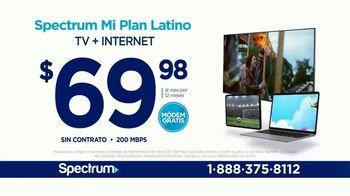 Spectrum Mi Plan Latino TV Spot, 'Tus shows favoritos' con Gaby Espino [Spanish] - Thumbnail 8