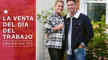 Macy's Venta del Día del Trabajo TV Spot, 'Joyas finas, juegos de sábanas y electrodomésticos Ninja' [Spanish]