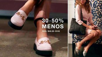 Macy's Venta del Día del Trabajo TV Spot, 'Ofertas en básicos y zapatos' [Spanish] - Thumbnail 2