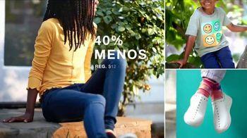 Macy's Venta del Día del Trabajo TV Spot, 'Ofertas en básicos y zapatos' [Spanish] - Thumbnail 3