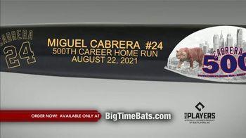 Big Time Bats TV Spot, 'Miguel Cabrera 500 Home Run Club' - Thumbnail 1