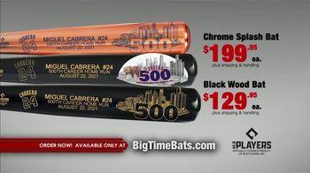 Big Time Bats TV Spot, 'Miguel Cabrera 500 Home Run Club' - Thumbnail 10