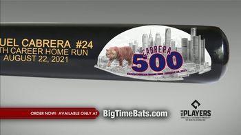 Big Time Bats TV Spot, 'Miguel Cabrera 500 Home Run Club' - Thumbnail 2