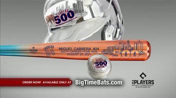 Big Time Bats TV Spot, 'Miguel Cabrera 500 Home Run Club' - Thumbnail 3