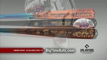 Big Time Bats TV Spot, 'Miguel Cabrera 500 Home Run Club' - Thumbnail 4
