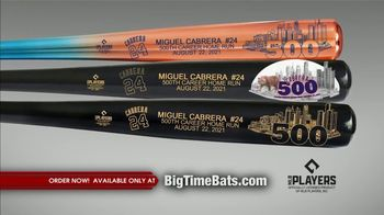 Big Time Bats TV Spot, 'Miguel Cabrera 500 Home Run Club' - Thumbnail 5