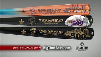 Big Time Bats TV Spot, 'Miguel Cabrera 500 Home Run Club' - Thumbnail 6