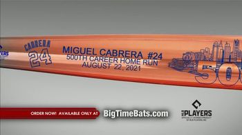 Big Time Bats TV Spot, 'Miguel Cabrera 500 Home Run Club' - Thumbnail 8