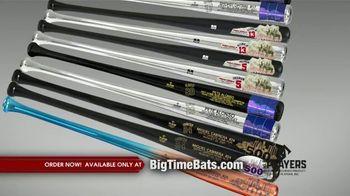 Big Time Bats TV Spot, 'Recent Player Achievements' - 6 commercial airings