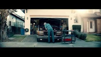 NAPA Auto Parts TV Spot, 'Abuelo y nieta: ahorra hasta $30 dólares' [Spanish]