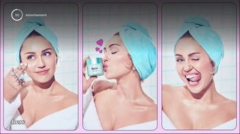 hers TV Spot, 'Customized Skincare' Featuring Miley Cyrus