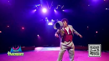 Circo Hermanos Vazquez TV Spot, '2021 New Jersey: Garden State Plaza'  [Spanish] - Thumbnail 8