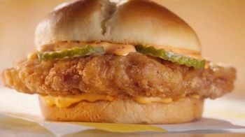 McDonald's Spicy Crispy Chicken Sandwich TV Spot, 'Tingly' Song by Tay Keith