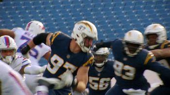 NFL TV Spot, 'Mental Health' Featuring Hayden Hurst, D.J. Chark Jr., Joey Bosa, Michael Robinson - Thumbnail 5