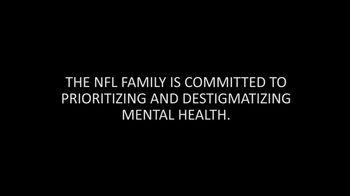 NFL TV Spot, 'Mental Health' Featuring Hayden Hurst, D.J. Chark Jr., Joey Bosa, Michael Robinson - Thumbnail 7