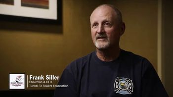 Stephen Siller Tunnel to Towers Foundation TV Spot, 'Program Recipients'