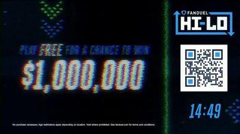 FanDuel Hi-Lo TV Spot, 'Week 3 Game Card' Featuring Boomer Esiason, Phil Simms - Thumbnail 9