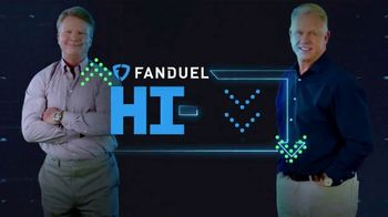 FanDuel Hi-Lo TV Spot, 'Week 3 Game Card' Featuring Boomer Esiason, Phil Simms - Thumbnail 3