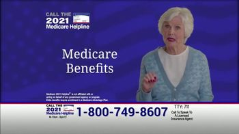 The Medicare Helpline TV Spot, 'You Got to Hear This: 2021 Extra Part C Benefits'