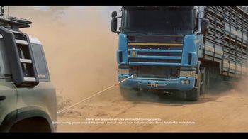 Land Rover Defender TV Spot, 'Everyday Trips' [T1] - Thumbnail 5