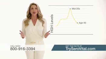 SeroVital TV Spot, 'As We Age: 60 Day Trial' Featuring Kim Lyons