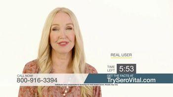 SeroVital TV Spot, 'As We Age: 60 Day Trial' Featuring Kim Lyons - Thumbnail 8