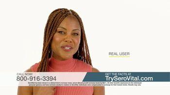 SeroVital TV Spot, 'As We Age: 60 Day Trial' Featuring Kim Lyons - Thumbnail 1