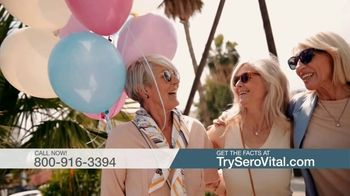 SeroVital TV Spot, 'As We Age: 60 Day Trial' Featuring Kim Lyons - Thumbnail 4