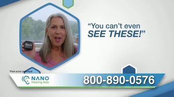 Nano Hearing Aids TV Spot, 'Don't Miss Out'