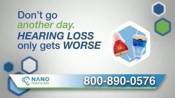 Nano Hearing Aids TV Spot, 'Don't Miss Out' - Thumbnail 6