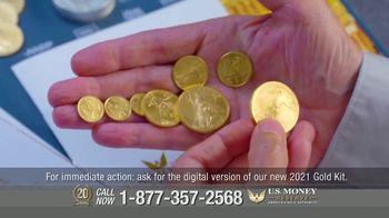 U.S. Money Reserve TV Spot, 'Mr. Rudolph J: Gold Information Kit'