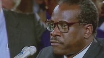 FOX Nation TV Spot, 'Created Equal: Clarence Thomas in His Own Words'