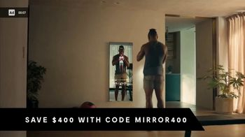 Mirror TV Spot, 'You're Not Alone: Save $400' Song by NVDES