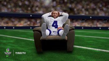 DIRECTV NFL Sunday Ticket TV Spot, 'Recliner: Every Game This Sunday' Featuring Dak Prescott - Thumbnail 2