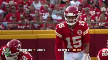 DIRECTV NFL Sunday Ticket TV Spot, 'Recliner: Every Game This Sunday' Featuring Dak Prescott - Thumbnail 6