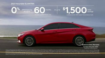 Hyundai TV Spot, 'Your Journey: Sonata and Elantra' Song by BAYBE [T2] - Thumbnail 6