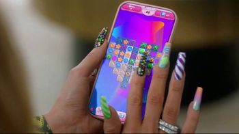 Candy Crush All-Stars Tournament TV Spot, 'Play With Friends' Featuring Khloé Kardashian, Doja Cat, Rob Gronkowski - Thumbnail 3