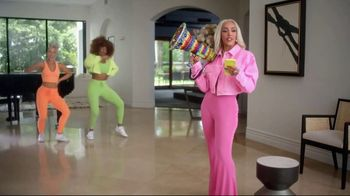 Candy Crush All-Stars Tournament TV Spot, 'Play With Friends' Featuring Khloé Kardashian, Doja Cat, Rob Gronkowski - Thumbnail 4