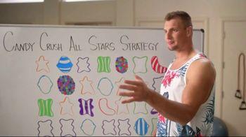 Candy Crush All-Stars Tournament TV Spot, 'Play With Friends' Featuring Khloé Kardashian, Doja Cat, Rob Gronkowski - Thumbnail 6