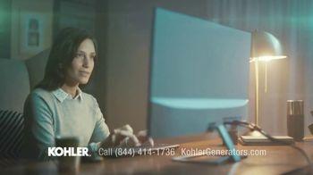 Kohler Generators TV Spot, 'Power Back Up'