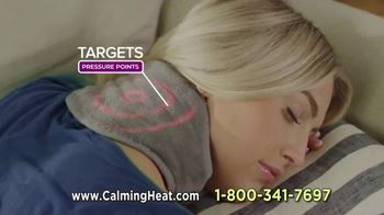 Calming Heat Neck Wrap TV Spot, 'Don't Be a Stressed Out Wreck'